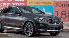 Llega a México la segunda generación del BMW X4