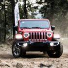Se llevó a cabo en nuestro país el Camp Jeep® Wrangler Edition 2018
