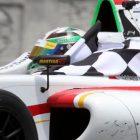 Ruedan bólidos de la FIA Fórmula 4 NACAM Championship en la delegación Benito Juárez