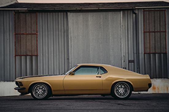 Grupo de rendimiento Speedkore - Ford Boss 302 Mustang '70