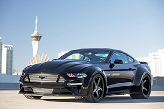 Diseños DeBerti - ' Ford Mustang 18