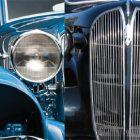 Viaja al pasado con la Gala Internacional del Automóvil en Xochitla