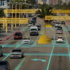 Se asocian  LG Electronics y Tecnologías Here para desarrollar autos autónomos