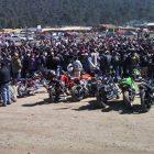 Reunión por los hermanos biker caídos