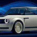 """Nombran """"Mejor Auto Concepto"""" al Honda Urban EV"""