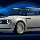 Honda presenta el Urban EV Concept en el Frankfurt Motor Show