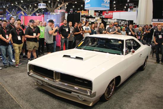Los musclecars de último modelo como este '69 Charger by BBT Fabrications están creciendo en popularidad y ampliando el alcance de lo que se acepta como hot rod
