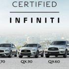 Seminuevos Premium Infiniti Certificados