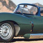 """Hace su debut mundial  """"El original y totamente nuevo Jaguar XKSS"""""""