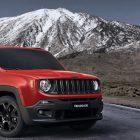 El lado obscuro de Jeep® Renegade llega a México
