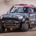 Celebra MINI  su cuarto título consecutivo en el Rally Dakar