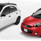 Arriba al mercado mexicano Nissan March Duo