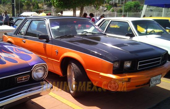"Gabriel Misael Hernández Rocha Ford Mustang Hard Top 1983 Club ""Presumidos del Mustang"""