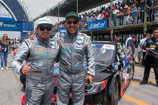 Erik Galicia y Pepe Montaño