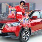 Nissan Kicks representa lo mejor de la cultura latinoamericana y japonesa