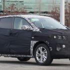 Fotos espías del totalmente nuevo  Buick Encore '20