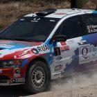 Un joven mexicano campeón de rally: Pancho  Name