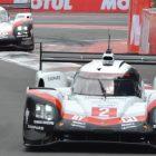 Porsche extiende su dominio en las 6 Horas de México