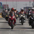 Únete a las rodadas turísticas del Salón Internacional de la Motocicleta México