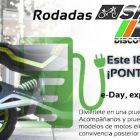 "Rodada SIMM Discovery Motos, e-Day ""experiencia eléctrica"