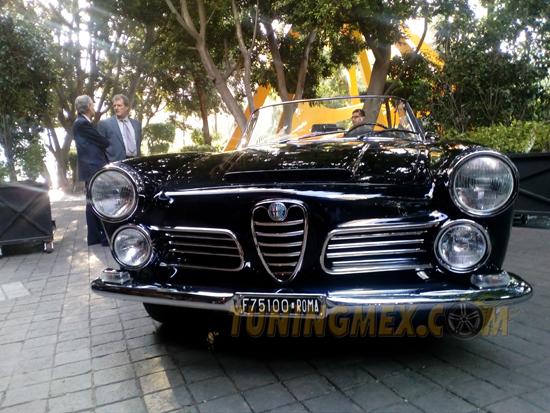 Alfa Romeo Spider 1964, ganador del Best Of Show 2017