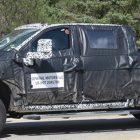 Fotos espías ahora captó al Chevrolet Silverado HD 2020