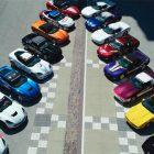 Colección de autos Corvette Pace recauda casi $ 2 millones de dólares