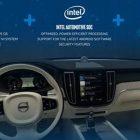 Impulsará Intel la próxima generación de infoentretenimiento en vehículos Volvo