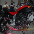 Presentan la Yamaha FZ-07, para el mercado mexicano