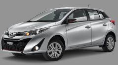 Con un nuevo estilo llega Yaris Hatchback 2018