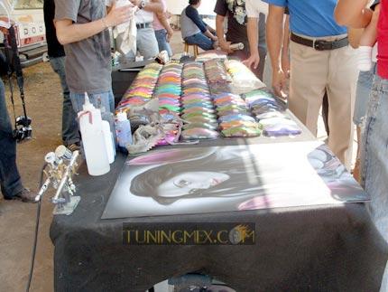 Aerografía especializada | Tuningmex.