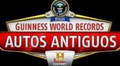 Record Mundial Guinness de AUTOS ANTIGUOS en MOVIMIENTO 2014, en México
