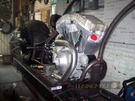 En el motor se enfocan a dos marcas S & S y Harley Davidson