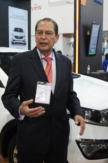 Rodolfo Amozurrutia, director general de TPS