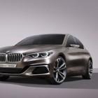 El BMW Concept Compact Sedan. Deportivo, elegante y exclusivo