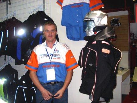 Francois Weisgerber, director de HELITE MX