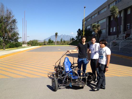 Circuito Udem : Alistan inicio del campeonato toyota electraton lth zona
