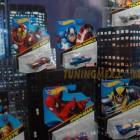 Hot Wheels y Marvel reinventan la manera en que se juega con súper héroes