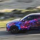 Establece Jaguar F-PACE el estándar para la conducción y manejo
