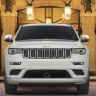 Califica Jeep® Grand Cherokee 2017 para el incentivo fiscal Eco-Car de Japón