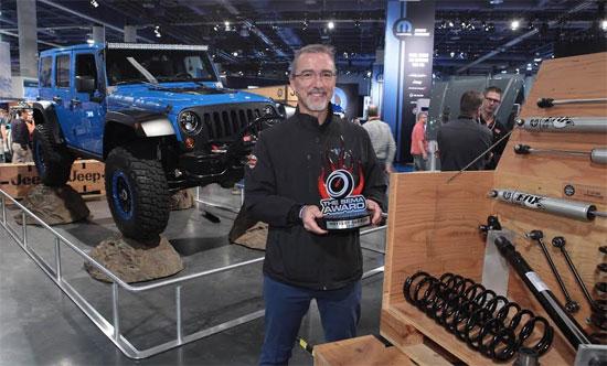 Pietro Gorlier, Presidente y CEO de Mopar Servicio, Refacciones, Accesorios y Atención al Cliente de Grupo Chrysler