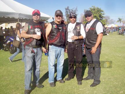 Hunos del D.F. y Forajidos de Guadalajara