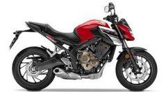 Honda Ofrecerá la CB650F para 2018