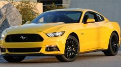 Inicia producción de Mustang 2015 en Flat Rock