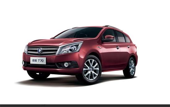 T70 ofrece una excelente potencia, agilidad y economía de combustible gracias a la transmisión variable continua (CVT).