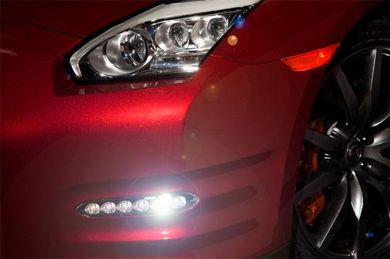 El vehículo súper deportivo se fabrica exclusivamente en la planta de Nissan en Tochigi en Japón