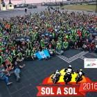 BMW Motorrad presente en la 6ª rodada de Sol a Sol