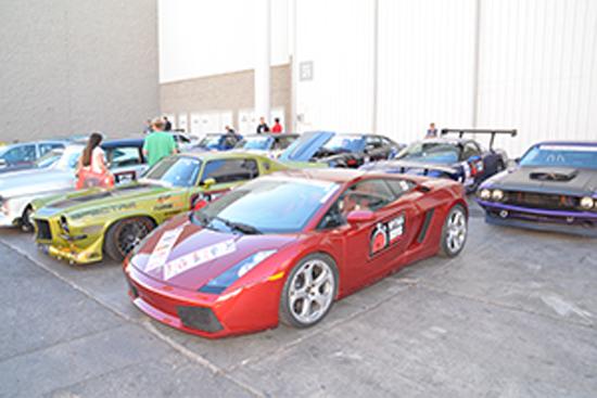 Cincuenta coches y camiones se clasificaron para la OPTIMA de Ultimate Street Car Invitational, presentado por K & N Filters, y se mostrarán en el SEMA Show