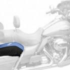 Presentan tapa cubre alforjas para Harley-Davidson Touring 2014