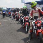Un domingo de adrenalina en el Track Day Vort-X Italika
